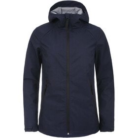 Icepeak Ep Aversa Softshell Jacket Women, dark blue
